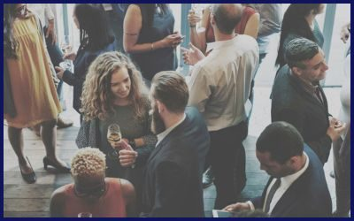 3 Tips on How to Stop Wasting Time at Networking Events and Grow Your Business