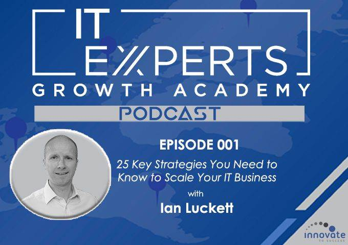 Strategies on Scaling Your IT Business
