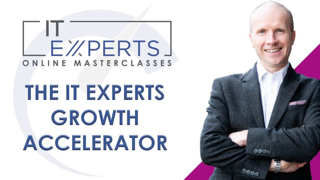Growth accelerator masterclass