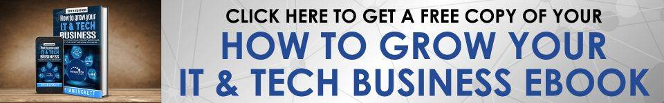 How to Grow Your IT & Tech Business E-book
