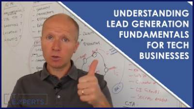Understanding Lead Generation Fundamentals for Tech Businesses 1