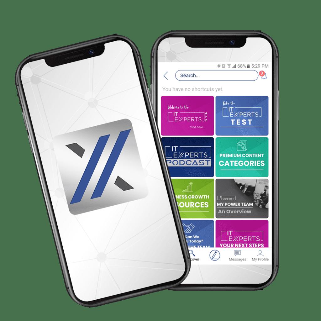App Mockup Phone