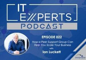 EP022 - Why Correct Peer to Peer Group Matters with Ian Luckett