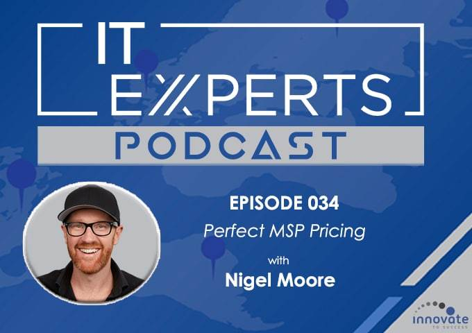 Perfect MSP Pricing with Nigel Moore & Ian Luckett