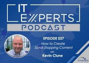 EP037 - How to Create Scroll-Stopping Content with Kevin Clune and Ian Luckett